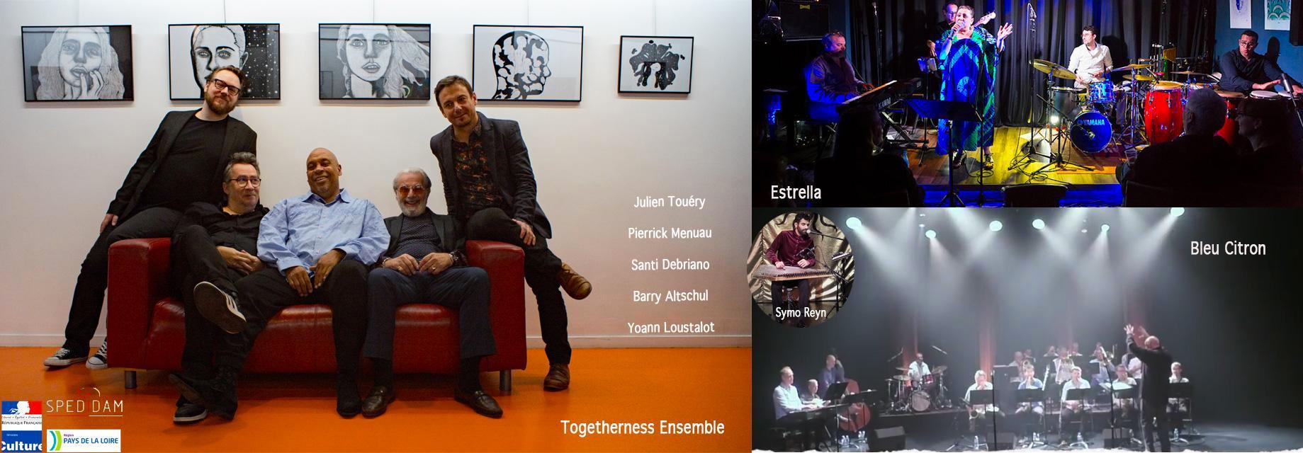 Amja Productions - Chanson et Jazz
